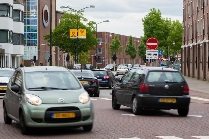 Veel automobilisten reden afgelopen weken - bewust of onbewust - tegen de rijrichting in.