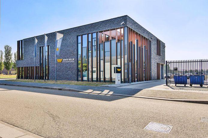 Het nieuwe studiocomplex in Hoofddorp wordt in november opgeleverd.