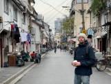 Alphenaar Bryan in Shanghai afgesloten van buitenwereld