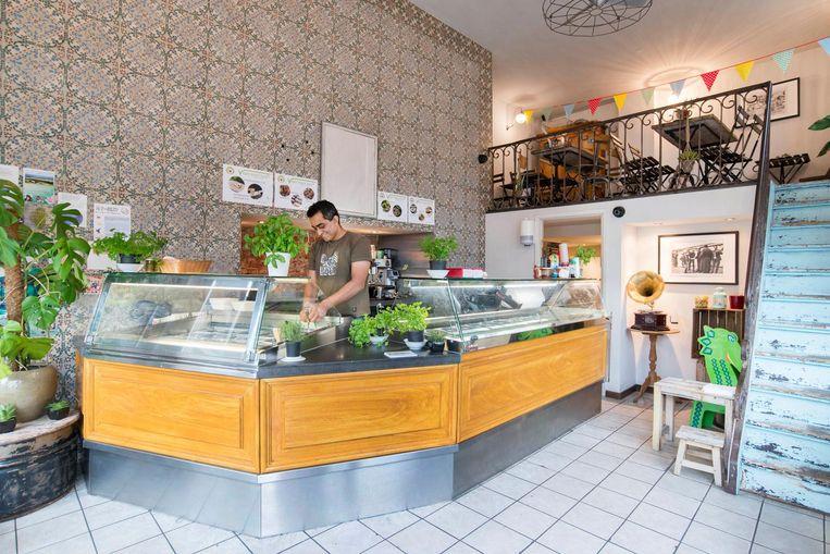 Vegan Snack Shop Beeld Charlotte Odijk