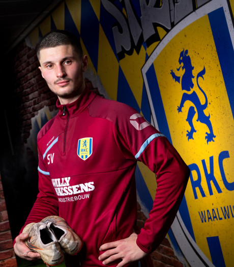 Velkov jaagt voetbaldroom na bij RKC Waalwijk: 'Ik heb het nu zelf in de hand'