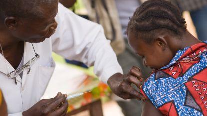WHO start vaccinatiecampagnes tegen malaria en mazelen in Kenia en Niger