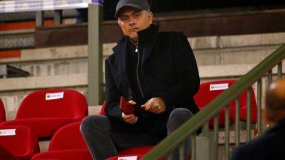 FT buitenland. Kwam Mourinho naar België om Rode Duivel te scouten?