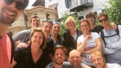 'De Mol'-winnares Cathy houdt woord en trakteert al haar medekandidaten op weekendje Griekenland