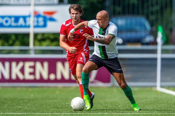 Ruben Koorndijk gaat alweer zijn zevende seizoen in bij Scheveningen.