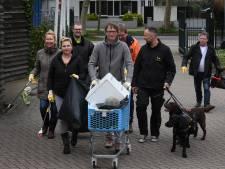 Honderden vrijwilligers maken IJssel, Lek en oevers schoon: 'Ik was verbaasd over alle rommel die naar voren kwam'