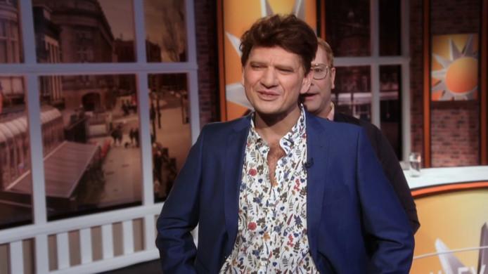 Maarten Heijmans als Beau.