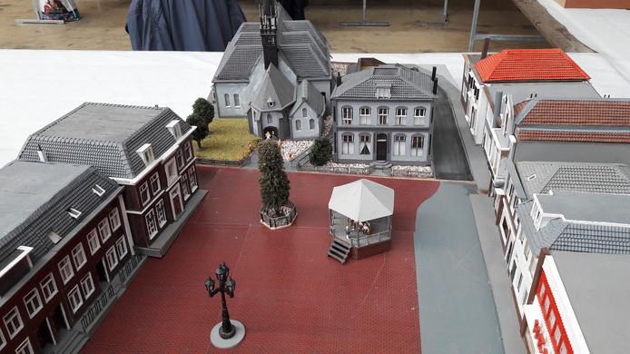 De oude Markt van Veenendaal.