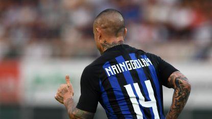 De kop is eraf voor Radja: Nainggolan debuteert voor Inter