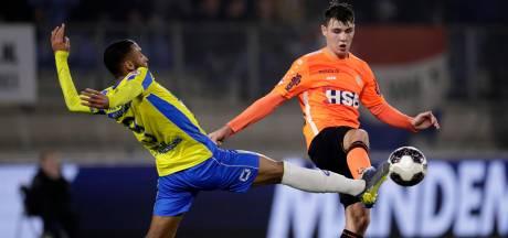 RKC mag na rode kaart blij zijn met punt tegen Volendam