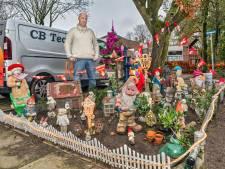 Het trieste einde van het kabouterparkje van Bob Beunk