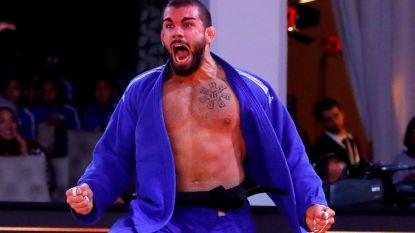 Europees kampioen Toma Nikiforov blesseert op Grand Prix judo in Boedapest zich en is onzeker voor WK