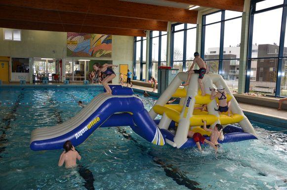 Het Durmebad maakt over enkele jaren plaats voor een nieuw familie- en sportzwembad.