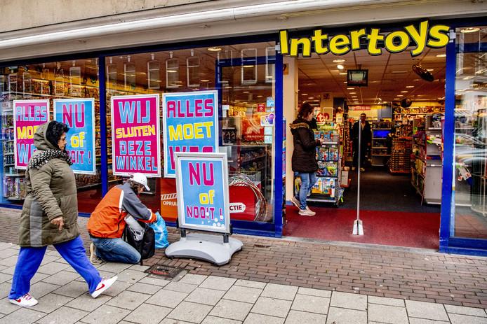 Gorinchem Raakt Zijn Allerlaatste Speelgoedwinkel Kwijt