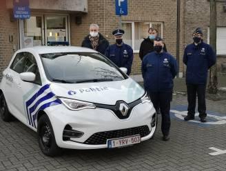 Politie draagt bij aan het halen van de klimaatdoelstellingen
