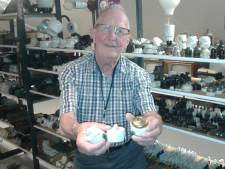Pronkstuk Museumplein Aalburg: 'Met die porseleinen schakelaars is het begonnen'
