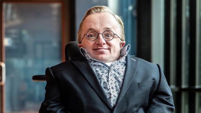 Het coronavirus treft ook mensen met een beperking. Rick Brink, minister van gehandicaptenzaken wil hier graag aandacht voor vragen.