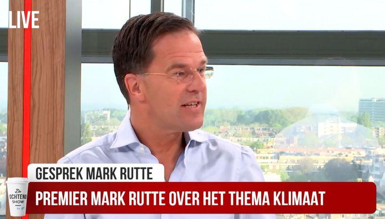 Rutte Ochtend Show to go