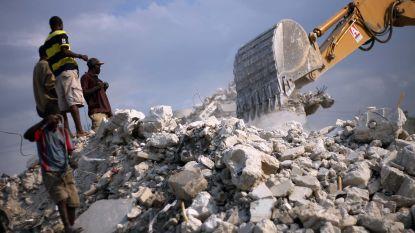 Zeker elf doden door aardbeving van 5,9 op Haïti