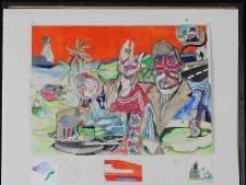 Voor 1 euro kun je al een overbodig schilderij van de universiteit kopen