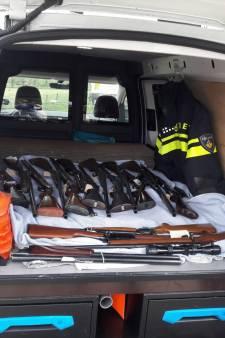 Advocaat wapenhandelaar: 'misplaatst machtsvertoon'