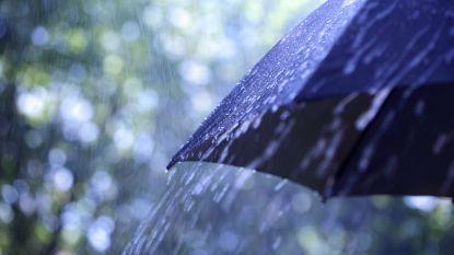 Vandaag zwaarbewolkt, veel wind en regelmatig regen