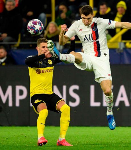 """La surprenante révélation de Meunier: """"J'avais déjà signé avant le match aller entre Dortmund et le PSG"""""""