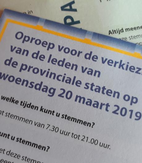 Foutje: inwoners Warnsveld zien vreemde namen op kandidatenlijst verkiezingen