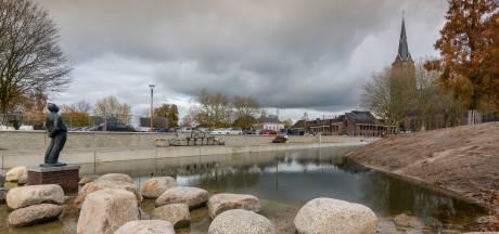 Facelift park bij centrum Vlijmen wordt al aardig zichtbaar