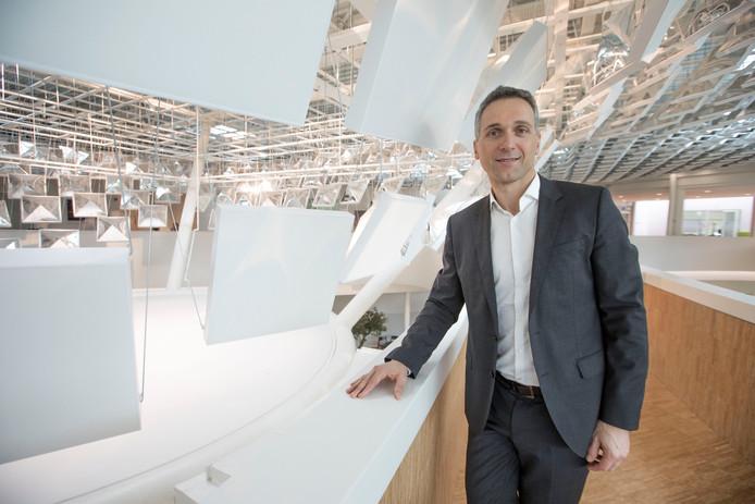 Eindhoven - Eric Rondolat, directeur van Signify.