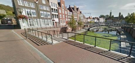 Bestrating Overdambrug Hulst verzakt vanwege constructiefout