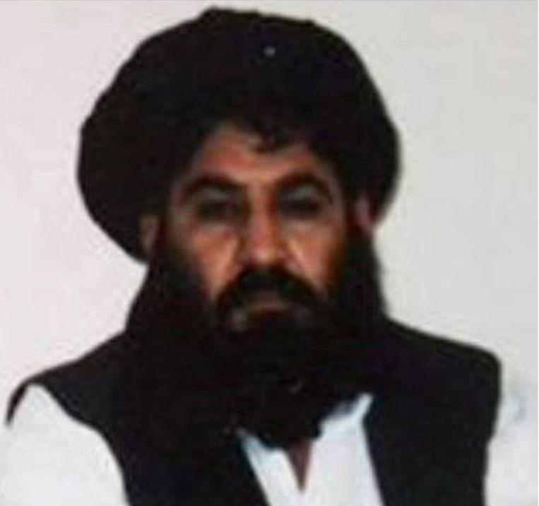 Mullah Mansour werd gezien als 'obstakel voor vrede'. Beeld afp