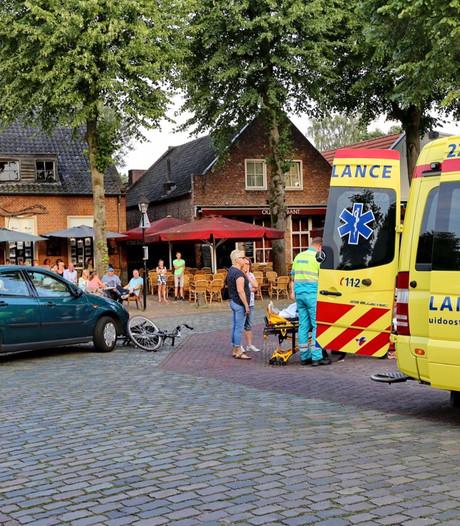 Fietser gewond bij aanrijding met automobilist in Eersel