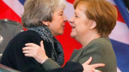 Voor Merkel mag brexit wachten tot begin 2020