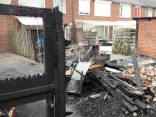 Jongens (18) aangehouden voor brandstichting die leidde tot ravage in tuinen in Bergen op Zoom
