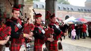 Burgemeester Sauwens aangesteld als 'chieftain' voor Schots Weekend