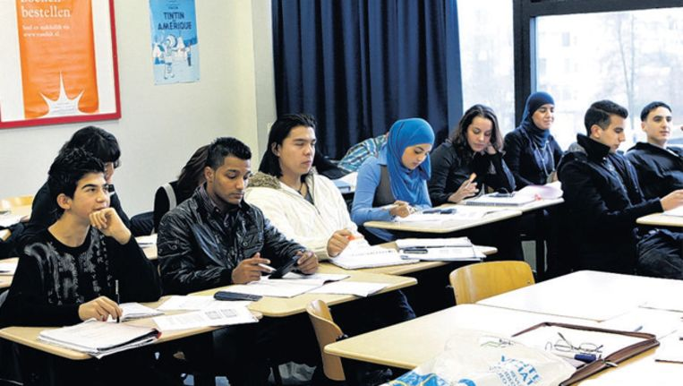 'Goed onderwijs vergroot de slagingskansen in de samenleving' Beeld anp