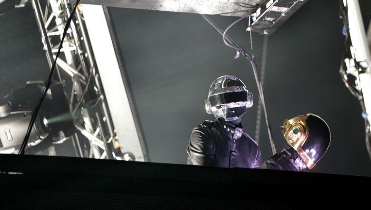 Daft Punk. Beeld ANP