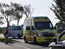 Wielrenner raakt gewond bij wielerronde in Kerkwerve