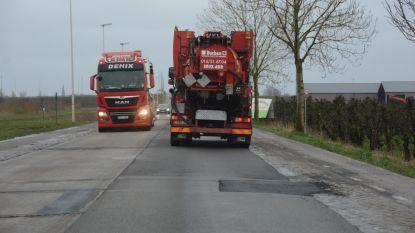 Akkoord over heraanleg van Verrebroekstraat (N451), fietspad verhuist naar bufferzone van logistiek park