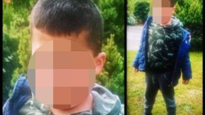 Autistische Aryan (8) uit Schaarbeek in goede gezondheid teruggevonden