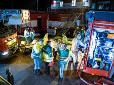 Bewoners Smeetsland na uitslaande brand  naar andere verpleeghuizen