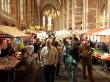 Geen Vrijetijdsmarkt meer in Deventer