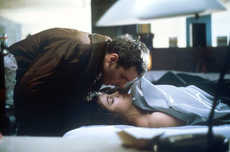 Regisseur: Ridley Scott, Blade Runner.'Alles in Ridley Scotts werk is ontworpen, gestyled. De decors, het licht, alles.' Beeld Hollandse Hoogte