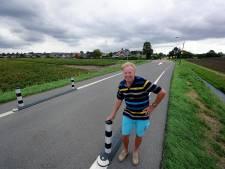 Drempel na nog geen jaar alweer weg uit straatbeeld Willemstad