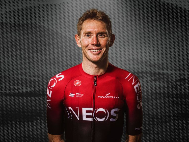 Cameron Wurf wordt triatleet én wielrenner bij Team INEOS.
