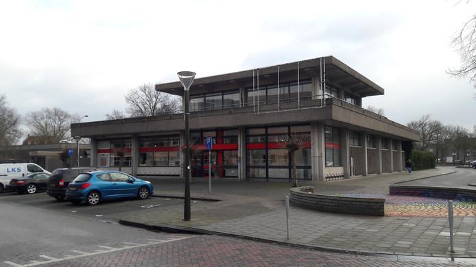 Het oude postkantoor in Geldrop