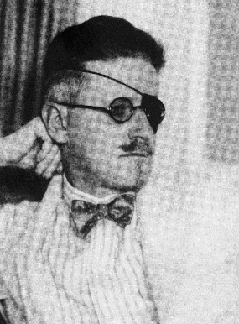 James Joyce Beeld ANP