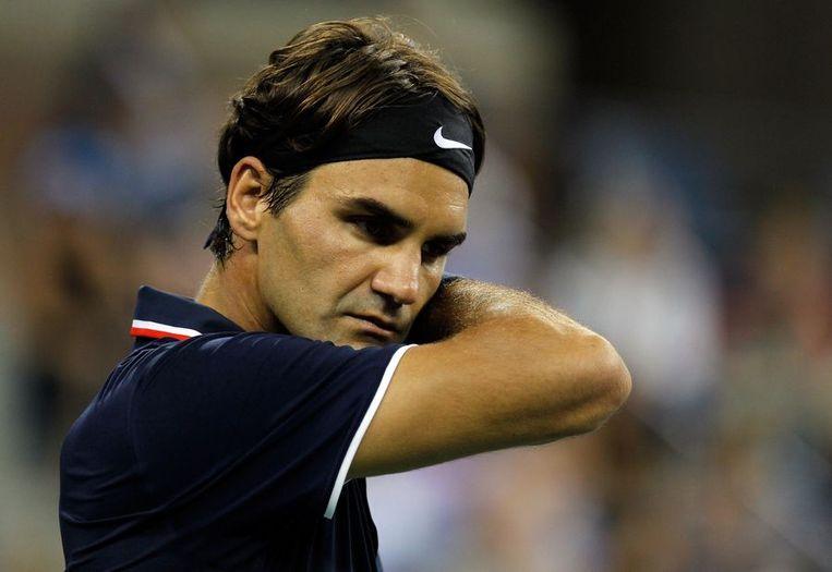 Roger Federer Beeld afp