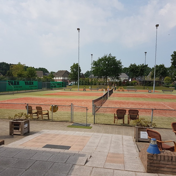 Het sportparkje van Tennisvereniging Reek
